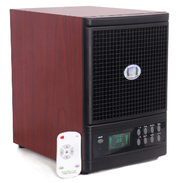 Image of the SmokeEater Air Purifier