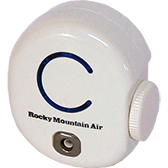 Images or a Clear Travel Air Purifier