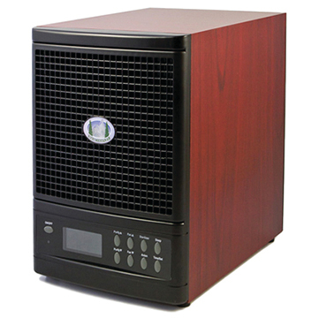 Image of the Air Purifier with Ionic Filtration